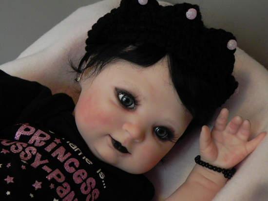 Gothic Kimber Sold By Kinderbug Nursery Reborns Com