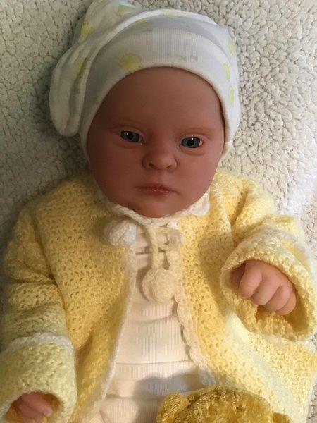 Patience Boy Or Girl By Pittypat S Reborn Nursery